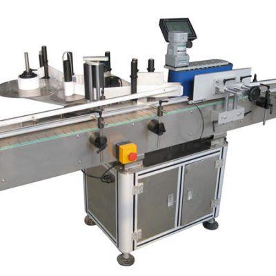 Proizvajalec strojev za etiketiranje okrogle steklenice z avtomatskimi nalepkami
