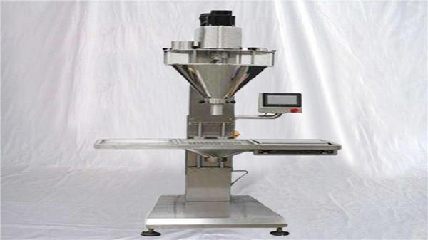 Ročni stroj za polnjenje praška