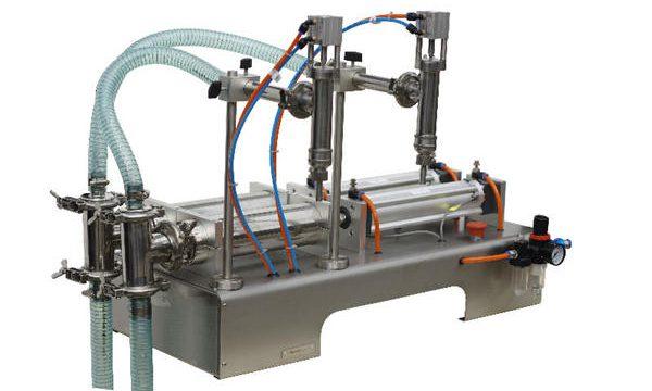 Polavtomatski stroj za polnjenje z medom Visoka natančnost polnjenja