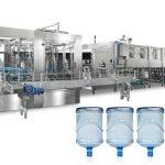 Stroj za polnjenje plastenk s 5 galonami
