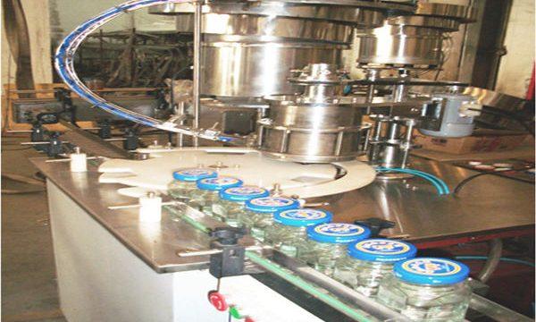 50-500ml linija za polnjenje z medom, stroj za ustekleničenje z medom, pakirni stroj z medom