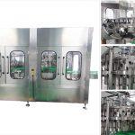 Avtomatski stroj za polnjenje stekleničk za vino iz pivske vodke