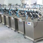 Avtomatski stroj za polnjenje steklenic za parfume