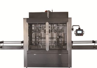 Avtomatski stroj za polnjenje in zapiranje kreme