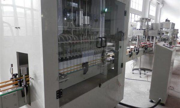 Polni avtomatski stroj za polnjenje iz nerjavečega jekla