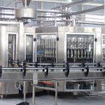 Samodejna oprema za polnjenje stekleničnih steklenic za 250 ml s stekleničkami