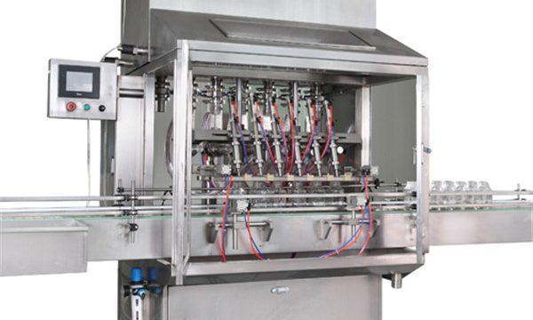 Sina Ekato lastna celotna proizvodna linija za polnjenje avtomobilskih motornih olj, stroj za polnjenje z oljem