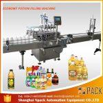 Stroj za polnjenje kuhalnih olj