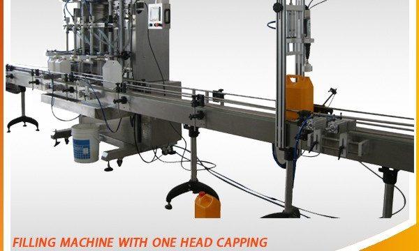 Oprema za polnjenje Vrsta stroja za polnjenje ustnih tekočin z nizko ceno