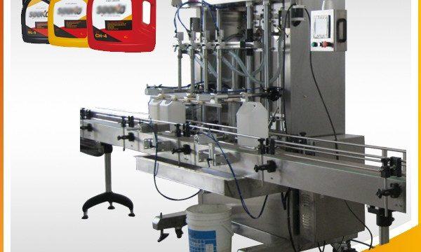 500ml-2L avtomatski avtomat za polnjenje tekočih detergentov / pralni stroj za polnjenje tekočin