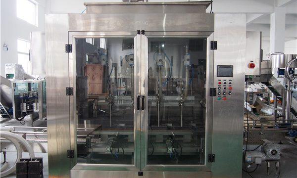 Avtomatski avtomat za polnjenje živil in oljčno olje