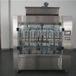 Samodejni stroj za polnjenje z atmosferskim tlakom z 12 glavo
