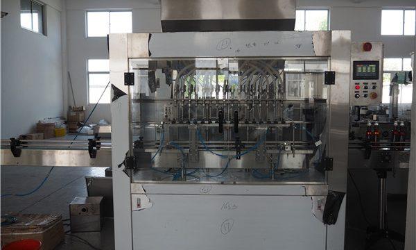 Profesionalni avtomatski stroj za dolivanje olja