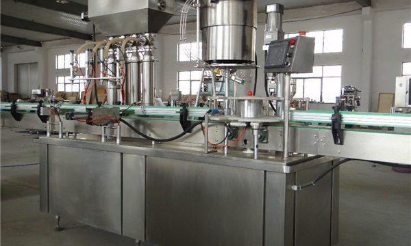 Konkurenčni proizvajalec visokotehnološki stroj za polnjenje kokosovega olja