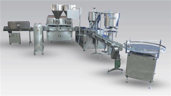 Avtomatsko polnjenje kremnih strojev