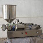Polavtomatski ročni stroj za polnjenje olj Kozmetika