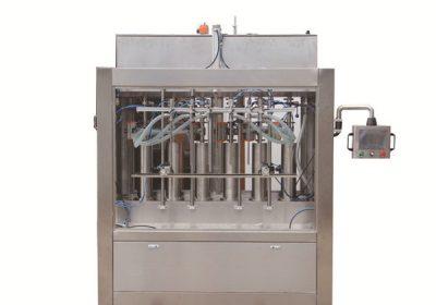 Tekoči stroj za polnjenje posode