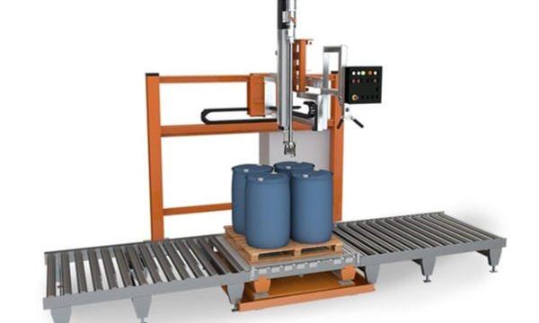 200L stroj za polnjenje bobničnih tekočin