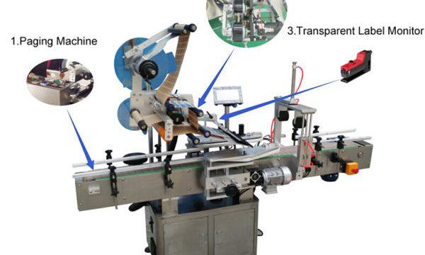 Nižja cena, visokokakovosten stroj za etiketiranje ampul