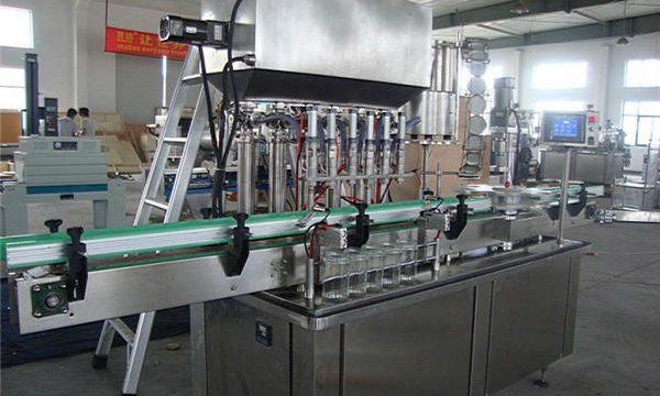 Popolnoma avtomatski stroj za polnjenje paradižnikov kečap