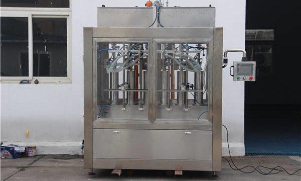 Avtomatski avtomat za polnjenje jam za steklenice