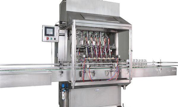 Stroj za avtomatsko polnjenje borovničev jam za borovnice