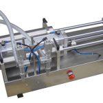 Nizka cena Ročni batni stroj za tekoče polnjenje
