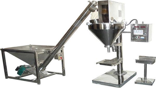 Popoln avtomatski avtomat za polnjenje prahu ali suhega praška