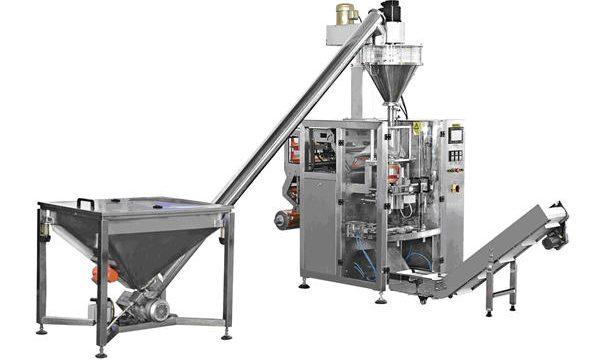 Avtomatski stroj za polnjenje s spiralnim polnilom iz steklenice