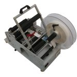 Tovarniški polavtomatski avtomatski etiketirni stroj