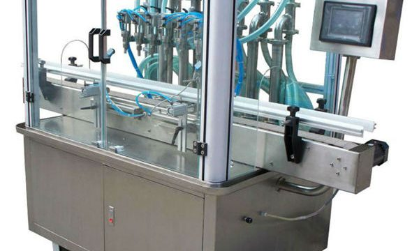 Avtomatski šamponski stroj za vakuumsko polnjenje s tekočino