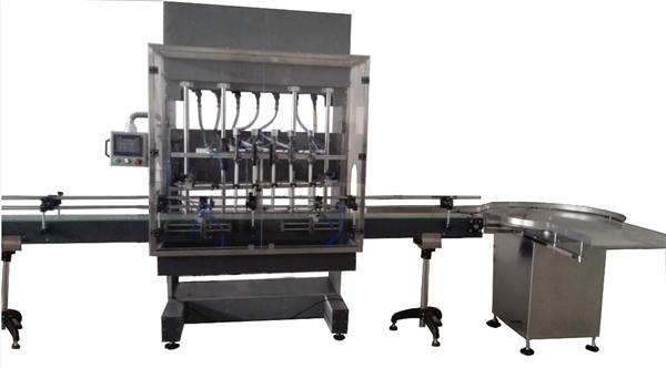 Avtomatski stroj za polnjenje belilnic