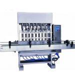Stroj za polnjenje tekočega mila iz nerjavečega jekla