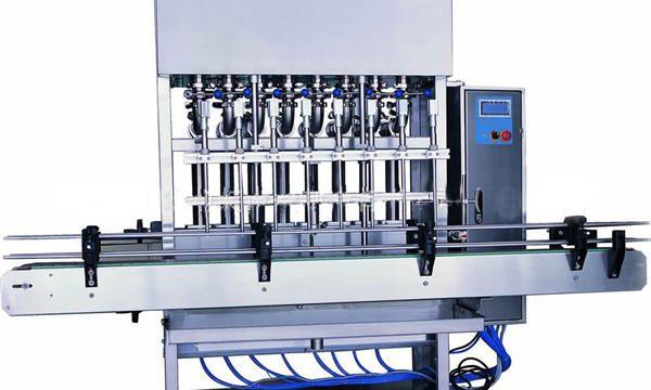 Avtomatski stroj za polnjenje pralnega sredstva