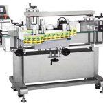 Avtomatski stroj za etiketiranje stekleničk z dvostransko stranjo