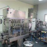 Popoln avtomatski stroj za polnjenje z oljem za mazanje