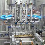 Stroj za polnjenje paradižnikove paste z visoko učinkovitostjo