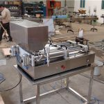 Najcenejši pnevmatični polavtomatski stroj za polnjenje jam